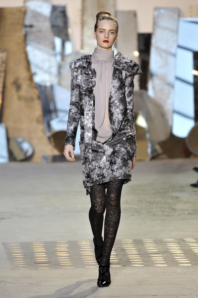 Christian Lacroix at Paris Fall 2009