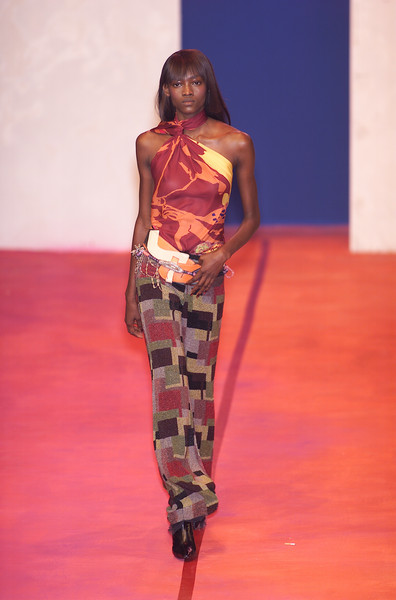 Christian Lacroix at Paris Spring 2001