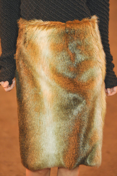 Christian Siriano at New York Fall 2013 (Details)