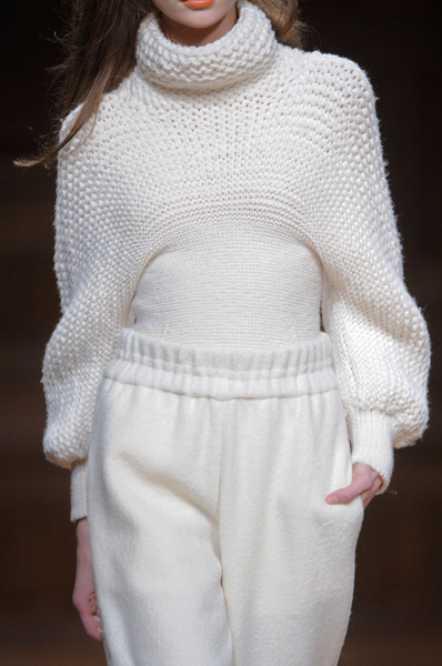 Christian Wijnants at Paris Fall 2013 (Details)