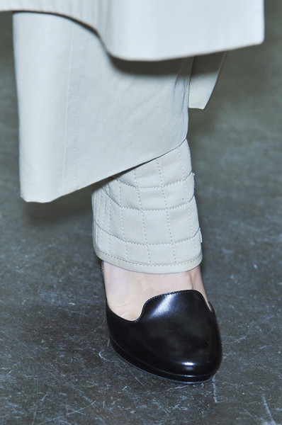 Christophe Lemaire at Paris Spring 2014 (Details)