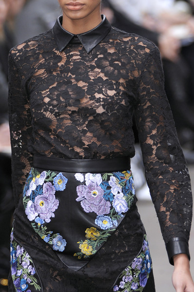 Christopher Kane at London Fall 2010 (Details)