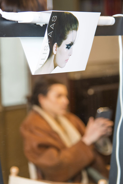 Cividini at Milan Fall 2013 (Backstage)