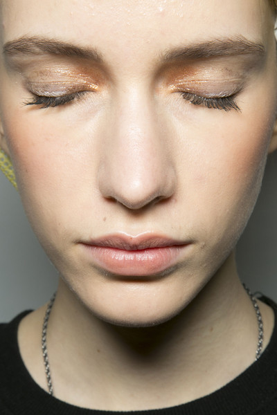 Clements Ribeiro at London Fall 2013 (Backstage)