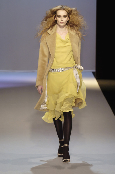 Collette Dinnigan at Paris Fall 2004