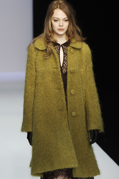 Collette Dinnigan at Paris Fall 2005