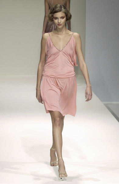 Collette Dinnigan at Paris Spring 2004