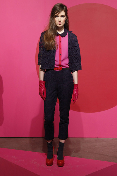 Corey Lynn Calter at New York Fall 2012