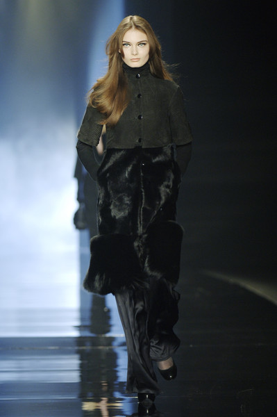 Costume National at Paris Fall 2006