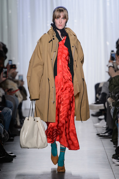 Creatures Of Comfort at New York Fall 2018