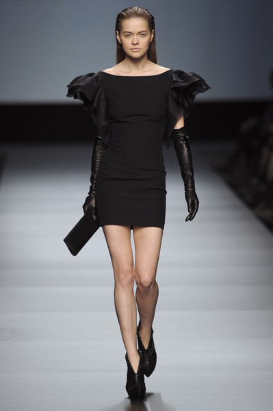 Cristiano Burani at Milan Fall 2010