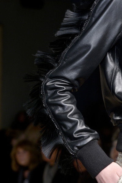 Cristiano Burani at Milan Fall 2013 (Details)