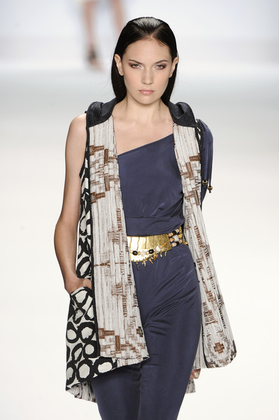 Cristopher Collins at New York Spring 2011