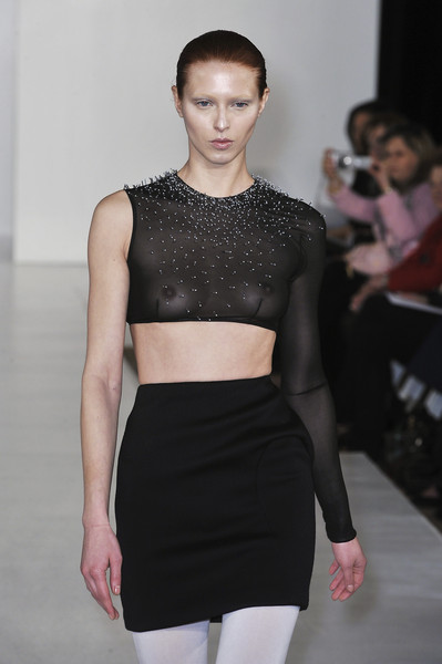 Cushnie et Ochs at New York Fall 2009