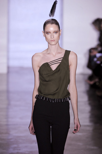 Cushnie et Ochs at New York Fall 2011