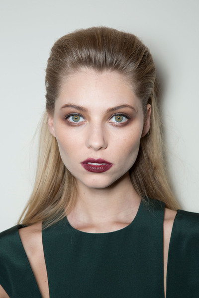 Cushnie et Ochs at New York Fall 2013 (Backstage)