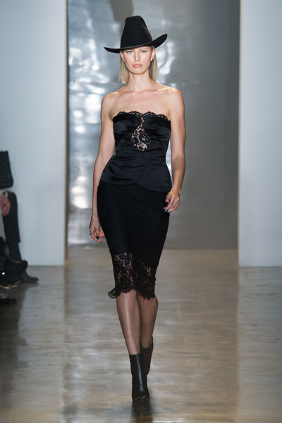 Cushnie et Ochs at New York Fall 2014