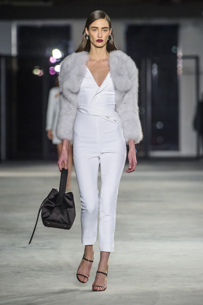 Cushnie et Ochs at New York Fall 2018