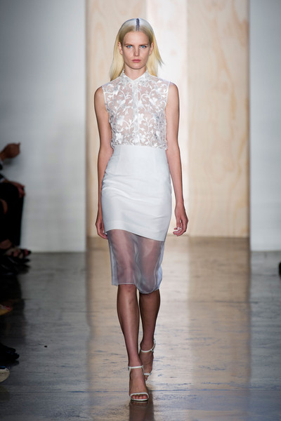 Cushnie et Ochs at New York Spring 2013