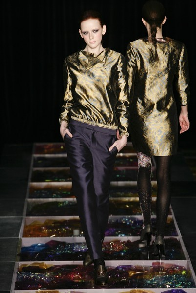 Cynthia Rowley at New York Fall 2007
