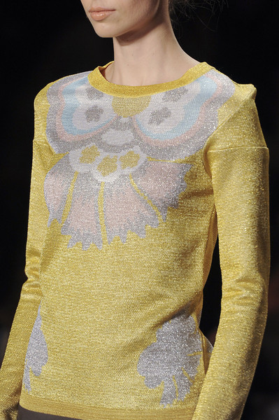 Cynthia Rowley at New York Fall 2011 (Details)
