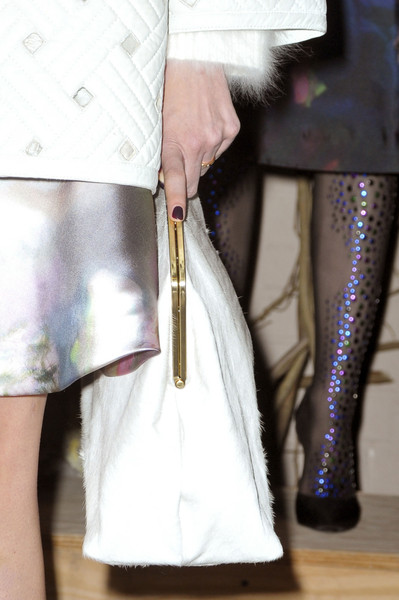 Cynthia Rowley at New York Fall 2013 (Details)