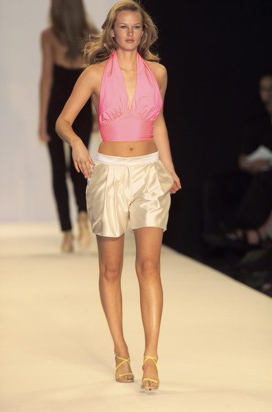 Cynthia Rowley at New York Spring 2001