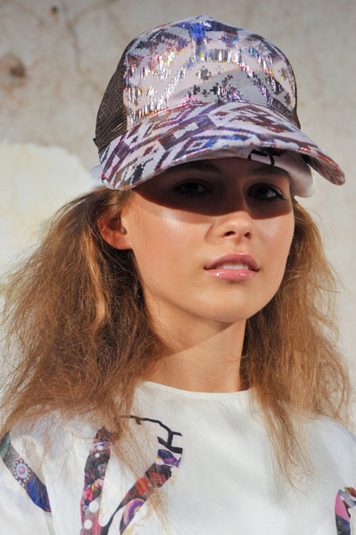 Cynthia Rowley at New York Spring 2013 (Details)