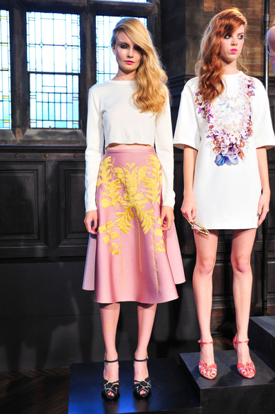 Cynthia Rowley at New York Spring 2014
