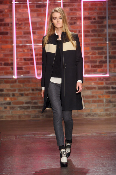 DKNY at New York Fall 2011