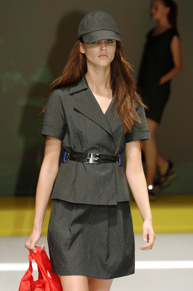 DKNY at New York Spring 2007