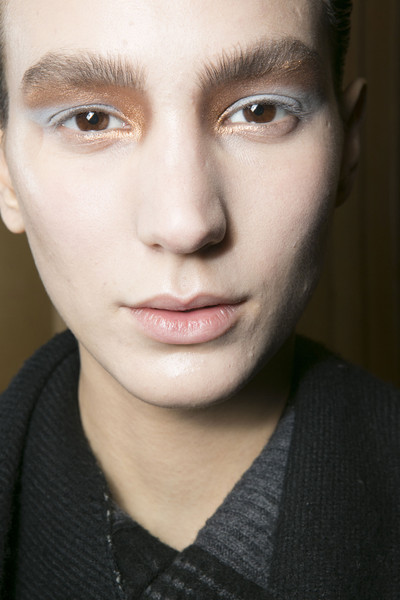 Damir Doma at Paris Fall 2013 (Backstage)