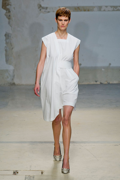 Damir Doma at Paris Spring 2014