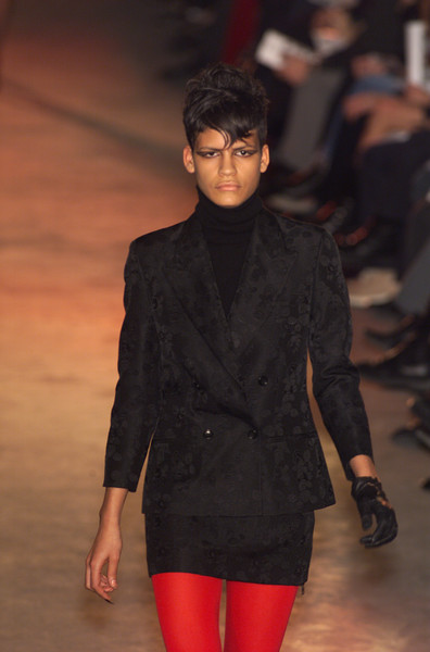 Daryl K at New York Fall 2001