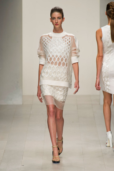 David Koma at London Spring 2013