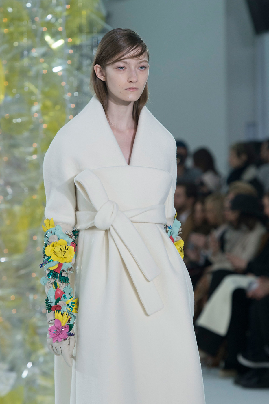 Delpozo Fall 2016 Runway Pictures
