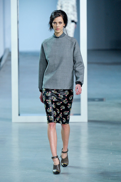 Derek Lam at New York Fall 2012