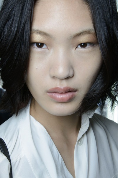 Derek Lam at New York Spring 2014 (Backstage)