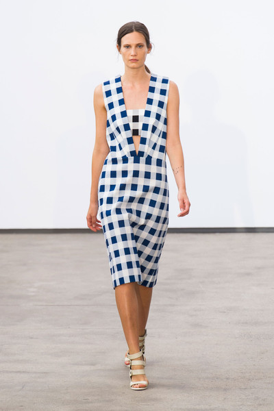 Derek Lam at New York Spring 2014
