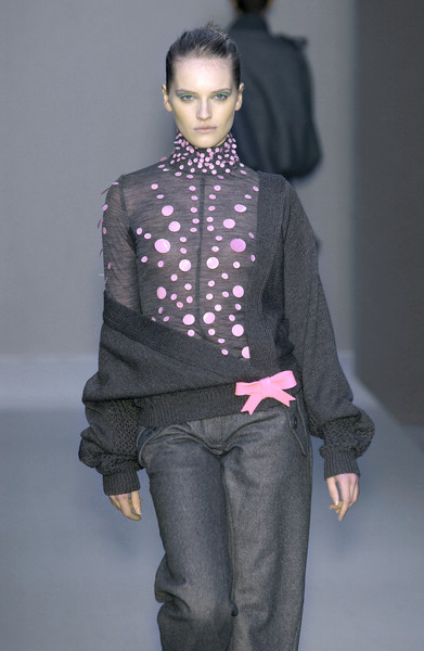 Dice Kayek at Paris Fall 2003