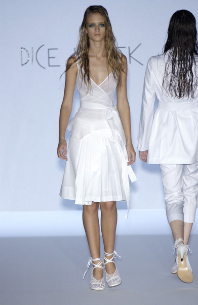 Dice Kayek at Paris Spring 2004