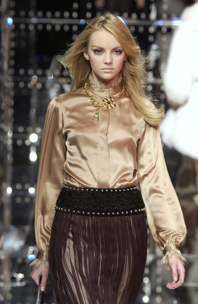 Dolce & Gabbana at Milan Fall 2005