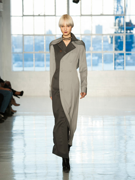 Dominic Louis at New York Fall 2014