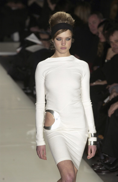 Donna Karan at New York Fall 2003