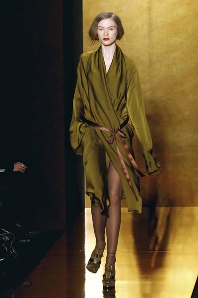 Donna Karan at New York Fall 2008