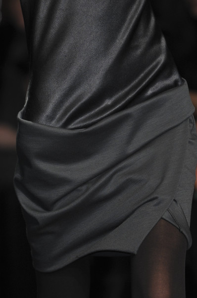 Donna Karan at New York Fall 2010 (Details)