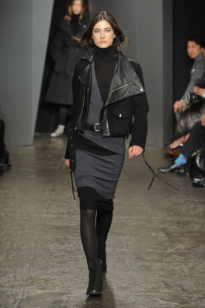 Donna Karan at New York Fall 2012