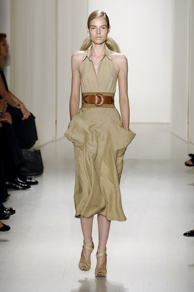 Donna Karan at New York Spring 2008