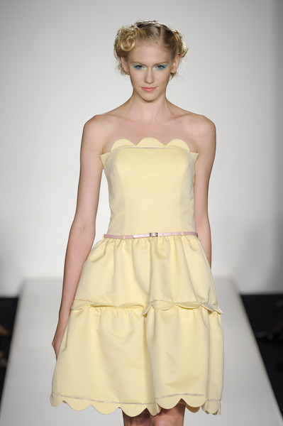 Douglas Hannant at New York Spring 2011