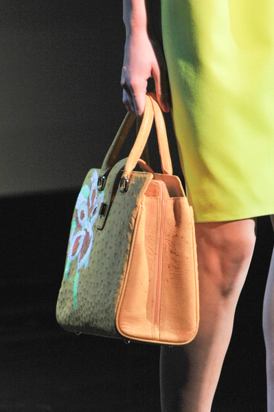 Douglas Hannant at New York Spring 2013 (Details)